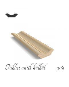 Taklist Antik Hålkäl (A kvalitet)