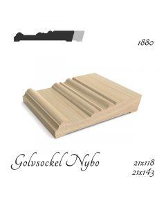 Golvsockel Nybo