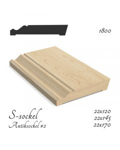 S-sockel